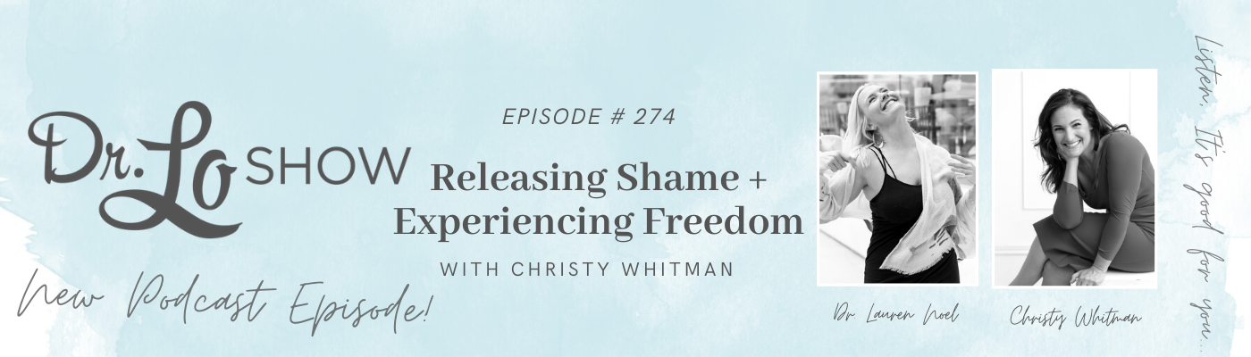 Dr Lo Show - Christy Whitman